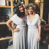 INFINITY BRIDESMAIDS DRESS - BESTERS' BRIDAL BOUTIQUE